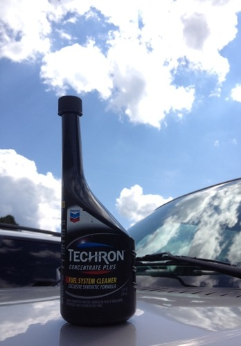 Chevron Techron Fuel System Cleaner