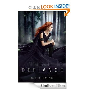 Defiance (The Courier's Daughter)