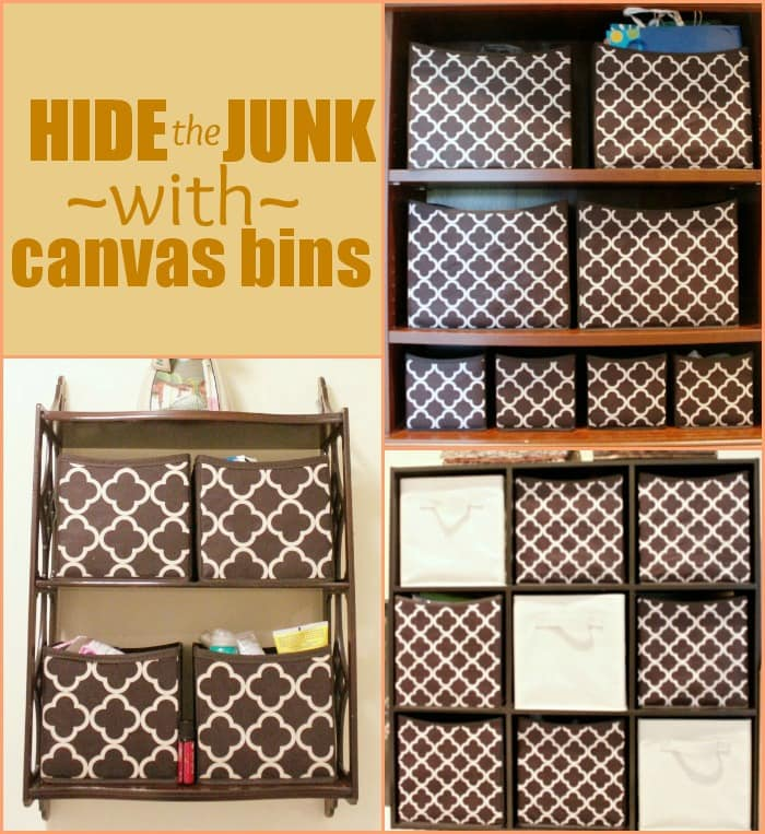 Creative (and Inexpensive) Storage Solutions at lifeyourway.net