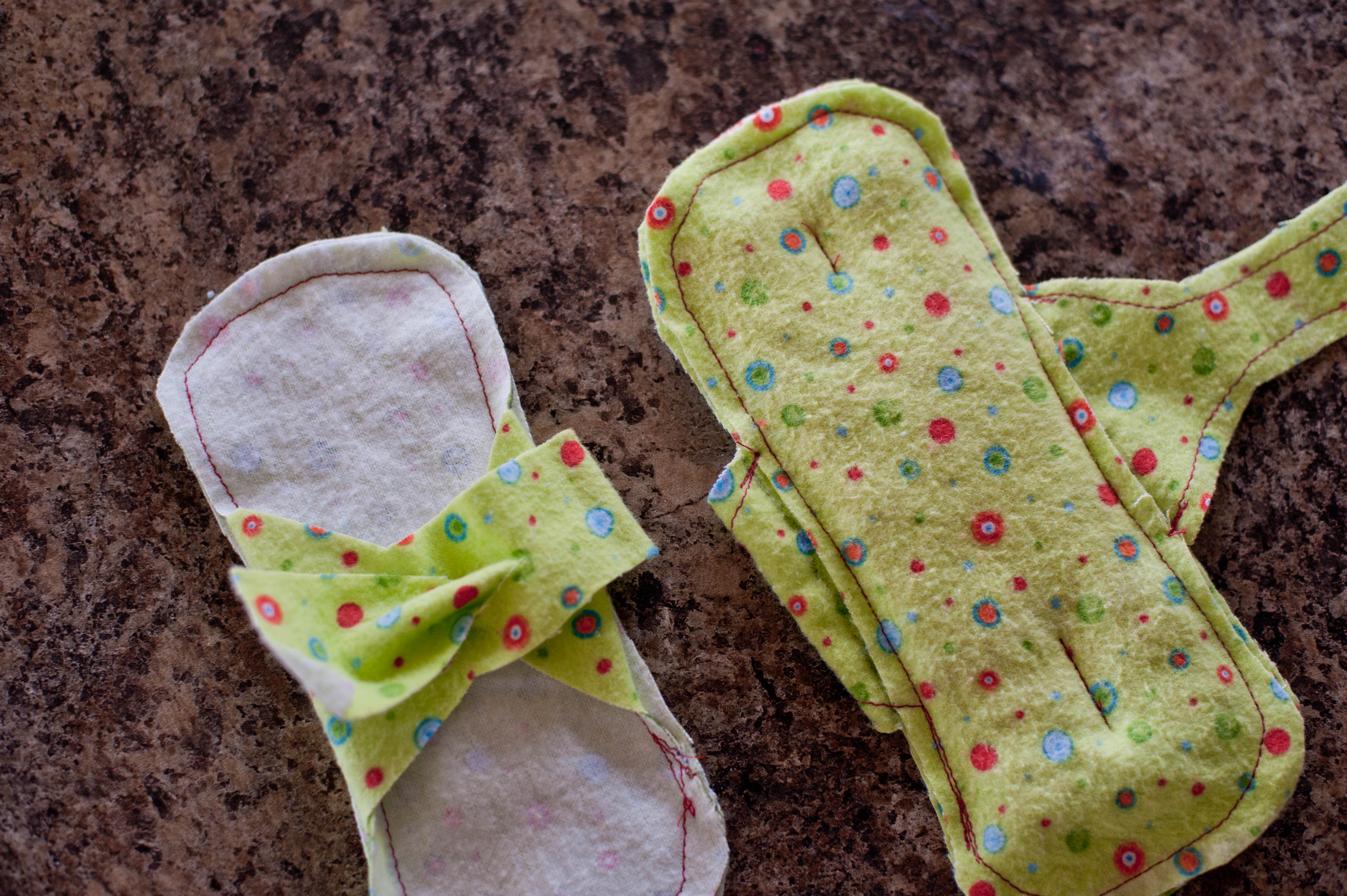 Making Your Own Reusable Pads at lifeyourway.net