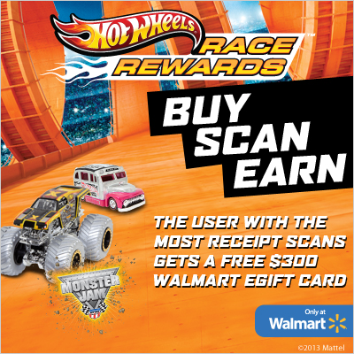 Hot Wheels Rewards