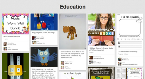 How to Organize Kids Activities on Pinterest at lifeyourway.net