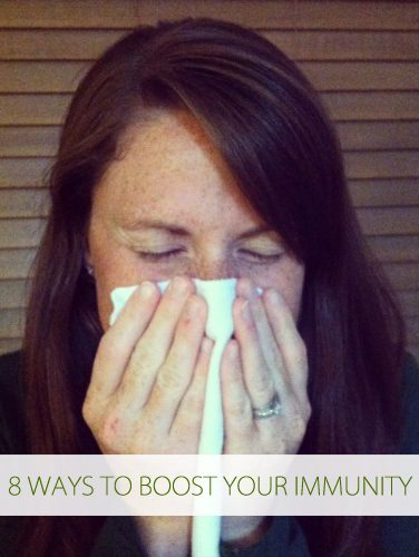 8 Ways to Boost Your Immunity for Cold and Flu Season