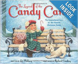 The Legend of the Candy Cane {Christmas Book Roundup at lifeyourway.net}