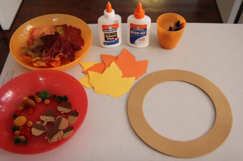 Crafts For Kids Make A Kindness Wreath At Lifeyourway