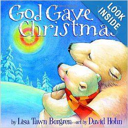 God Gave Us Christmas {Christmas Book Roundup at lifeyourway.net}