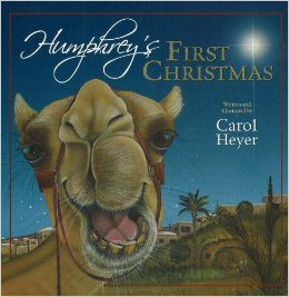 Humphrey's First Christmas {Christmas Book Roundup at lifeyourway.net}