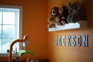 Jackson's Safari Nursery Tour