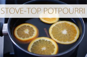 101 Days of Christmas: Stove-Top Potpourri