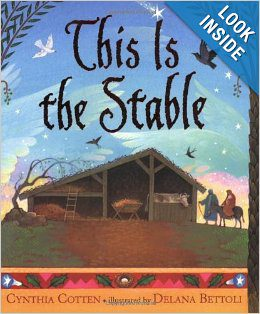 This Is the Stable {Christmas Book Roundup at lifeyourway.net}