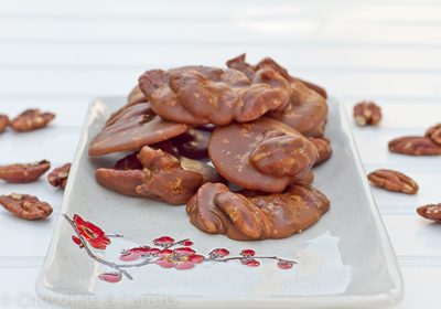 Pecan Pralines {Homemade Candy Roundup at lifeyourway.net}