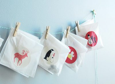 Silhouette Advent Calendar {DIY Advent Calendars at lifeyourway.net}