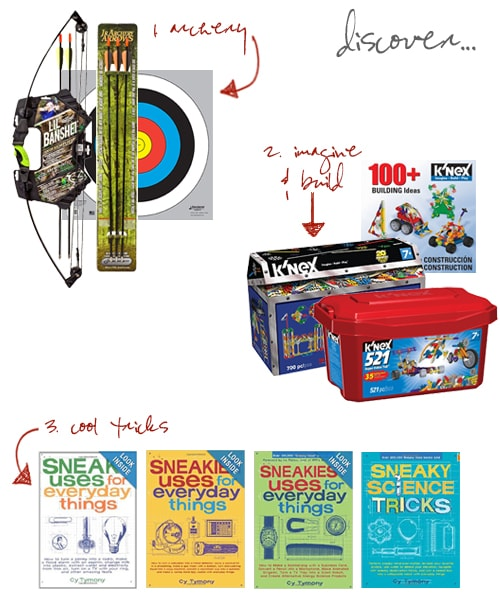 Gifts for Big Kids {2013 Holiday Gift Guide at lifeyourway.net}