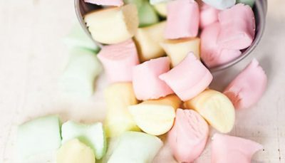 Buttermints {Homemade Candy Roundup at lifeyourway.net}