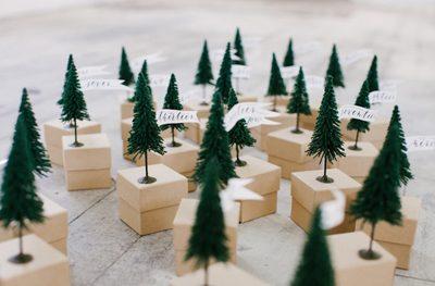 Mini Tree Advent Calendar {DIY Advent Calendars at lifeyourway.net}