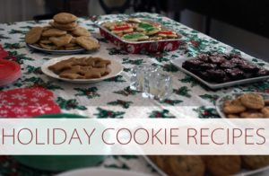 101 Days of Christmas: More Holiday Cookies {Roundup}