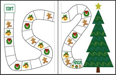 Decorate the Christmas Tree Game {Printables for Kids Roundup at lifeyourway.net}