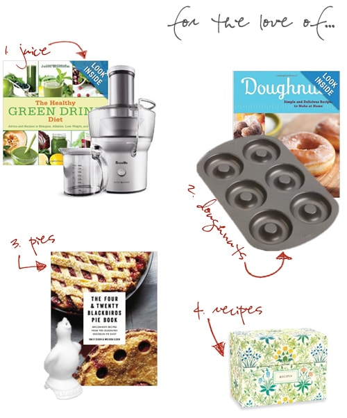 Kitchen Gifts {2013 Holiday Gift Guide at lifeyourway.net}