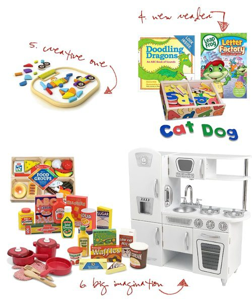 Gifts for Little Kids {2013 Holiday Gift Guide at lifeyourway.net}