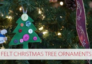 101 Days of Christmas: DIY Ornaments for Kids {Roundup}