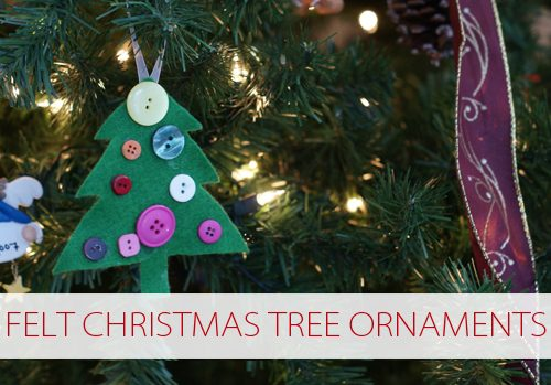 DIY Ornaments for Kids Roundup {101 Days of Christmas at lifeyourway.net}