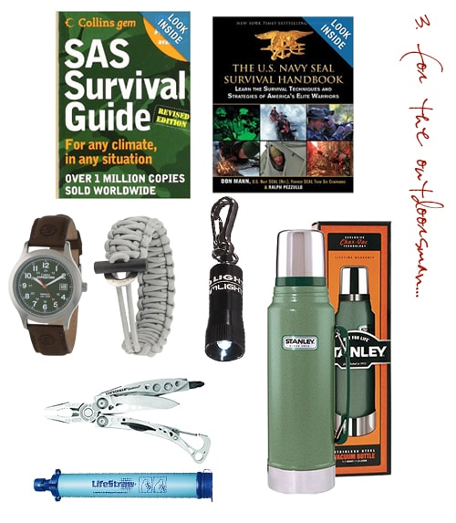 Gifts for Men {2013 Holiday Gift Guide at lifeyourway.net}
