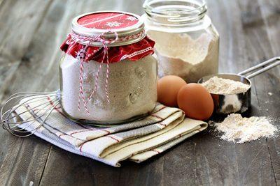 Pancake Mix {Gifts in a Jar Roundup at lifeyourway.net}