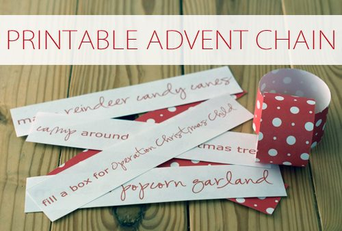 DIY Advent Calendar Roundup {101 Days of Christmas at lifeyourway.net}