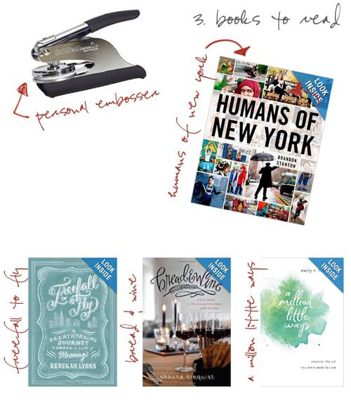 Gifts for Women {Holiday Gift Guide 2013}