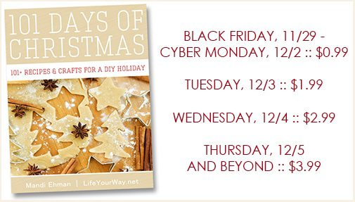191 Days of Christmas eBook