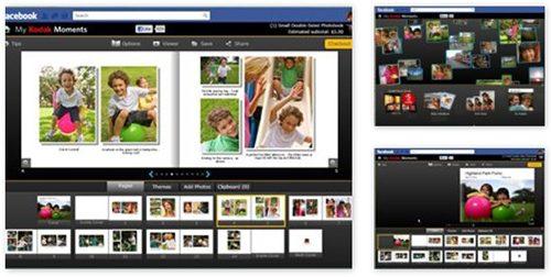 My Kodak Moments App on Facebook