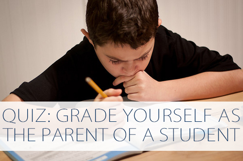 What Grade Would You Get as the Parent of a Student? at lifeyourway.net