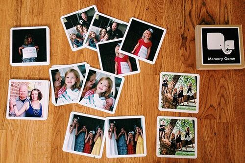 Get Customized Photo Games and More from Pinhole Press {Stocking Stuffers!}