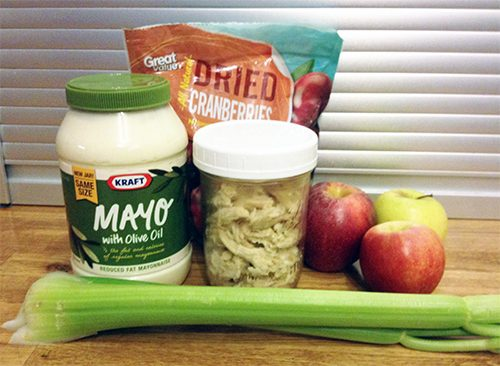 Mix-and-Match Chicken Salad Recipe