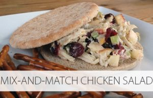 Read more about the article A Little Help for the Holidays from Kraft {And a Mix-and-Match Chicken Salad Recipe}