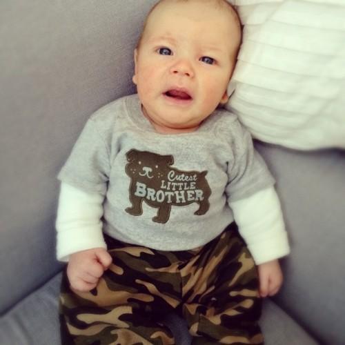 Jackson Jeremiah, 6 weeks