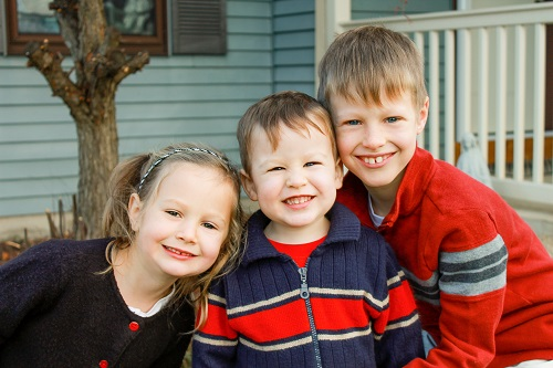 Children in Bulk: Are Big Families Eco-Friendly or a Carbon Footprint Nightmare? @ lifeyourway.net