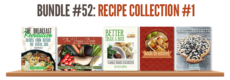 More Than 200 Recipes for Just $7.40! {BundleoftheWeek.com}