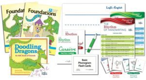Giveaway: Logic of English Foundations Set A ($156 Value!)