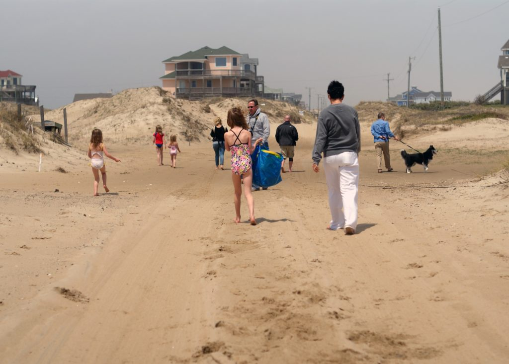 Vacation in the Outer Banks