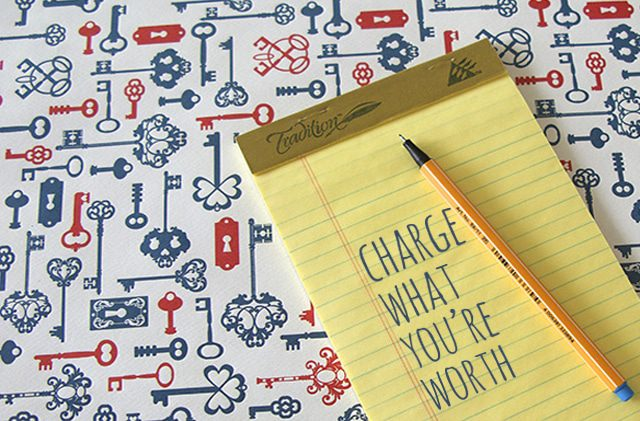 Charge What You're Worth at lifeyourway.net