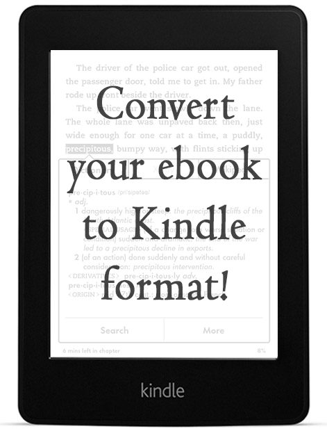 Kindle Conversion