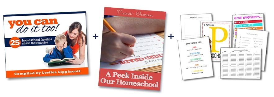 You Can Do It Too Homeschooling Resources