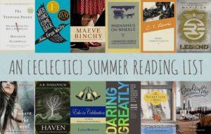 Any Bets on How Many of These Books I'll Actually Read? {Summer Reading List}