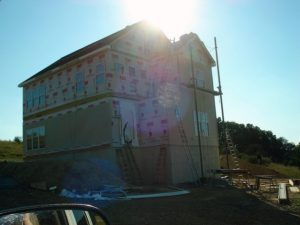 Read more about the article Building a modular home {a look back at our building process}