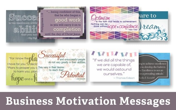 Inspiration for Entrepreneurs and Small Business Owners {Free Printable!}