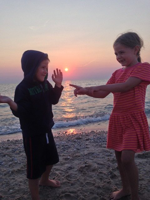 why we're teaching our kids to ask for forgiveness