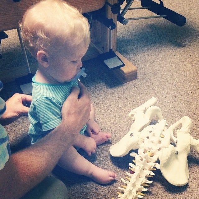 Baby Chiropractic Care