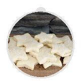 Fiori di Sicilia Star Cookies