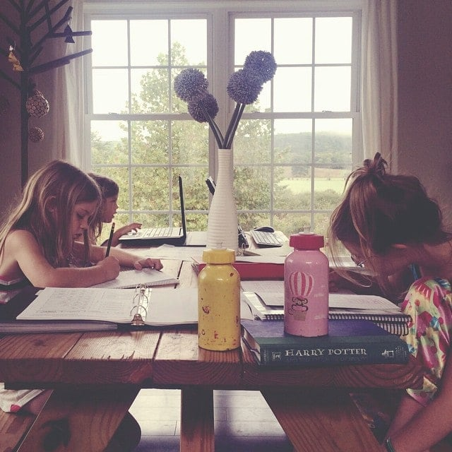 On finding your homeschool groove